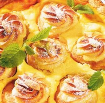 Feiner Birnenkuchen - Rezept