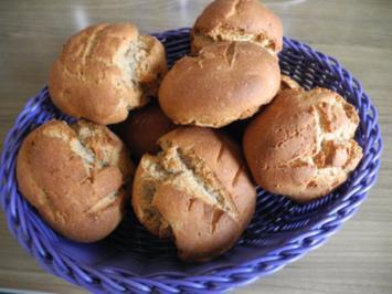 Brot & Brötchen : Brötchen aus der Versuchsküche - Rezept