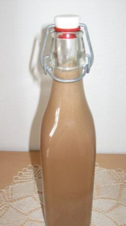 Schokoladenlikör mit Kaffe - Rezept - Bild Nr. 3