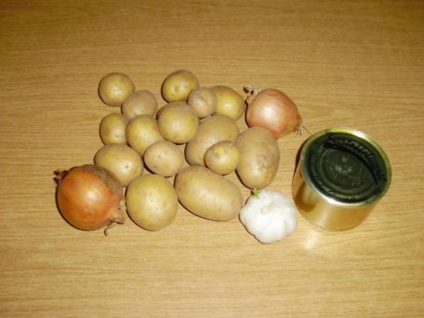 Füllselkartoffeln - Rezept - Bild Nr. 4