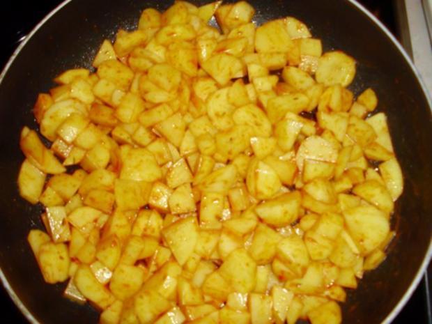 Füllselkartoffeln - Rezept - Bild Nr. 7