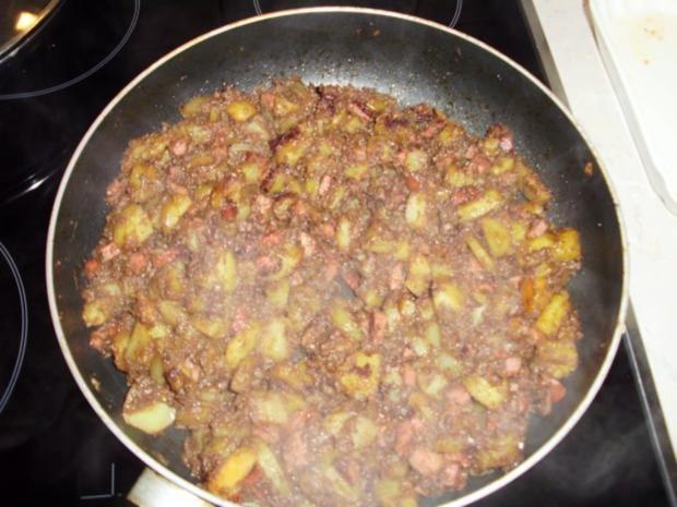 Füllselkartoffeln - Rezept - Bild Nr. 3
