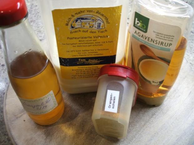 Getränke: Wärmende Orangenmilch - Rezept - Bild Nr. 2