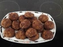 Kartoffel-Hackfleisch Frikadellen - Rezept
