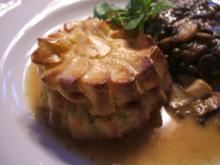 Kartoffeln: Kartoffelmuffins mit Rosmarin - Rezept