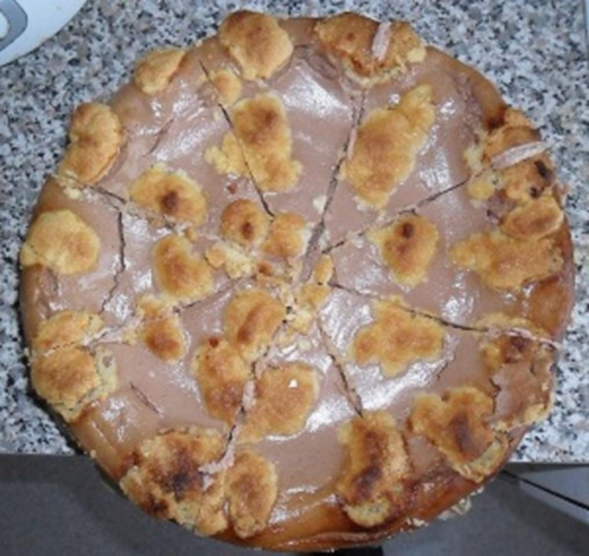 Zupfkuchen mit Mehl und Backpulver - Rezept Eingereicht von Katrin1974