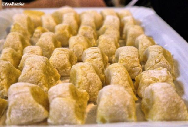 Gnocchi in Gorgonzola-Sauce - Rezept - Bild Nr. 7