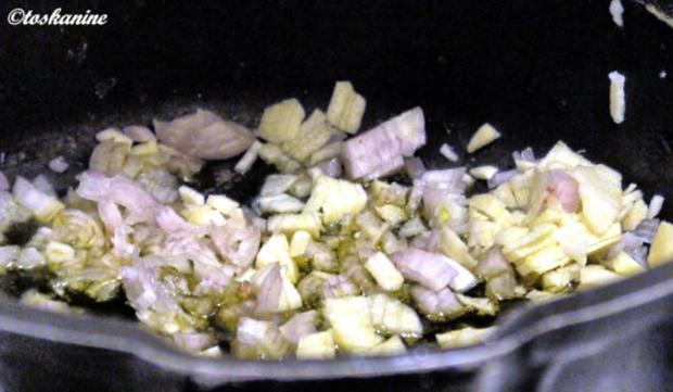 Gnocchi in Gorgonzola-Sauce - Rezept - Bild Nr. 9