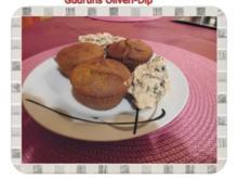 Dip: Pikanter Olivendip oder ein pikantes Frosting für pikante Muffins! - Rezept