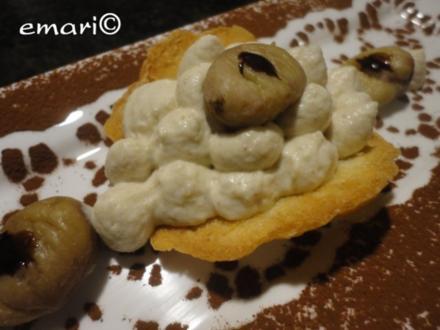 feine Maroni Creme - Rezept