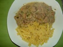 Majoranfleisch - Rezept