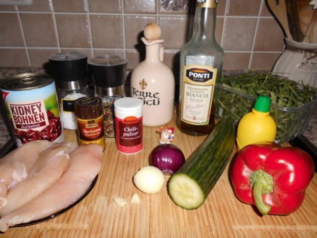 Chilenische Hähnchenbrust>> - Rezept - Bild Nr. 2