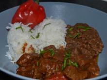 TexMex Chili con carne mit schwarzer Bohnenpaste - Rezept