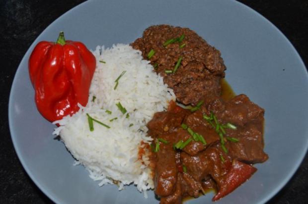 TexMex Chili con carne mit schwarzer Bohnenpaste - Rezept - Bild Nr. 4