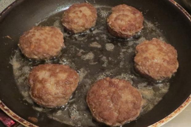 Kochen: Kohlrabi mit Sauce zu Mini-Frikadellen - Rezept - Bild Nr. 2