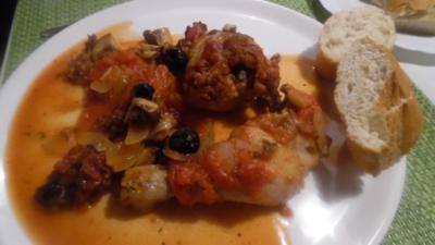 Rezept: Italienische Hähnchen-Pfanne