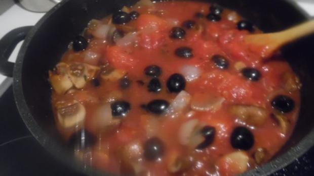 Italienische Hähnchen-Pfanne - Rezept - Bild Nr. 3