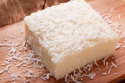 Schneller Kokos-Kuchen vom Blech - Rezept - Bild Nr. 9