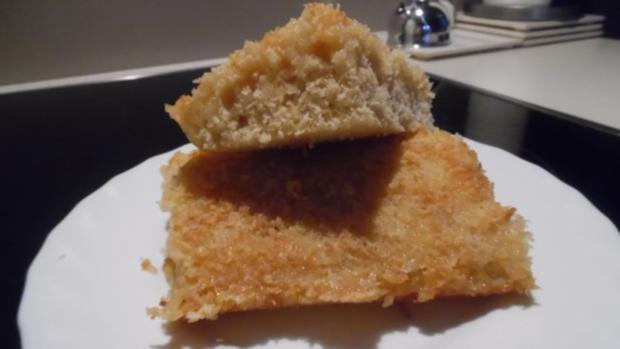 Schneller Kokos-Kuchen vom Blech - Rezept