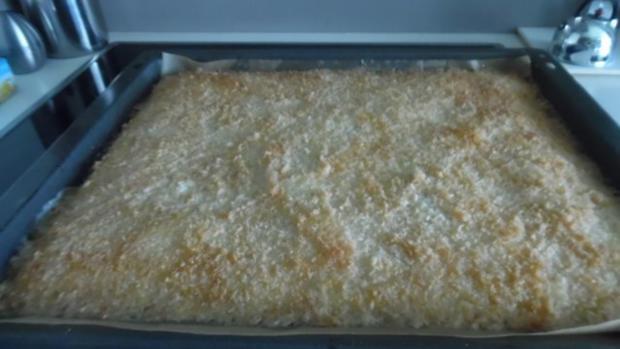 Schneller Kokos-Kuchen vom Blech - Rezept - Bild Nr. 2