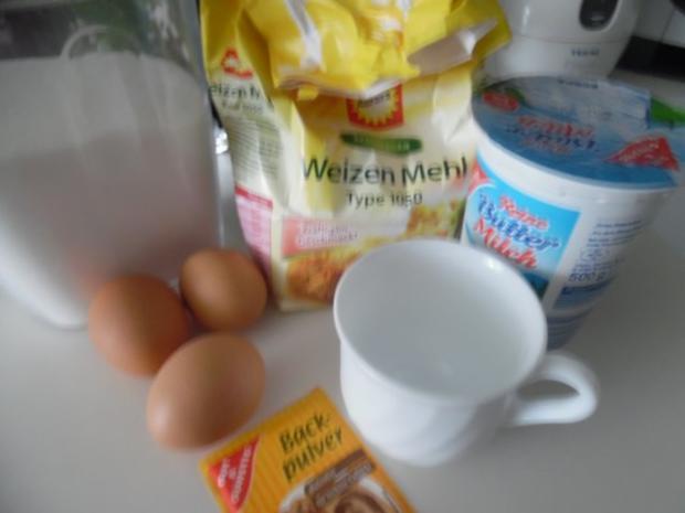 Schneller Kokos-Kuchen vom Blech - Rezept - Bild Nr. 8