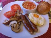 british Breakfast - Rezept