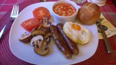 british Breakfast - Rezept