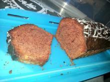 Schoko-Rumkuchen - Rezept