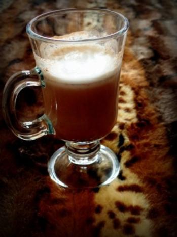 Getränk: Heißer Chai-Kakao - Rezept
