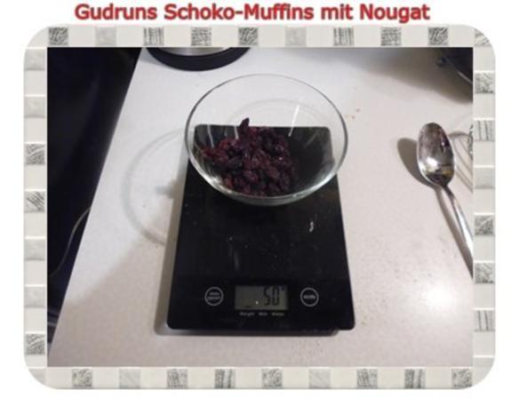 Muffins: Schokomuffins mit Nougat - Rezept - Bild Nr. 6