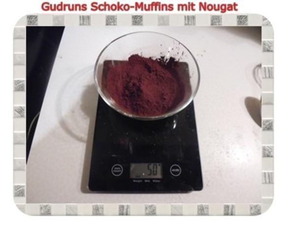 Muffins: Schokomuffins mit Nougat - Rezept - Bild Nr. 7