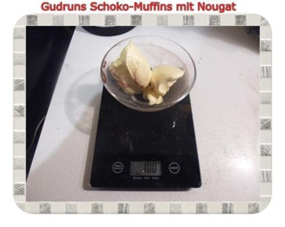Muffins: Schokomuffins mit Nougat - Rezept - Bild Nr. 9