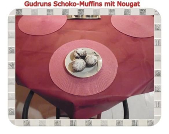 Muffins: Schokomuffins mit Nougat - Rezept - Bild Nr. 20