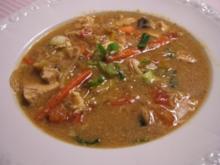 "Suppen: Hühnersuppe ""Shanghai"" - Rezept"