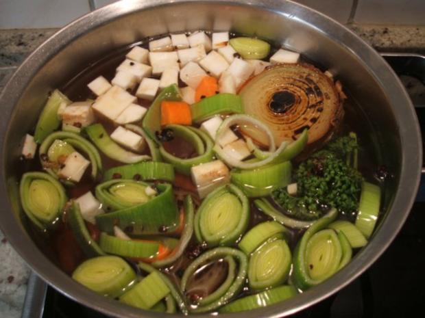 """Suppen: Hühnersuppe """"Shanghai"""" - Rezept - Bild Nr. 5"""