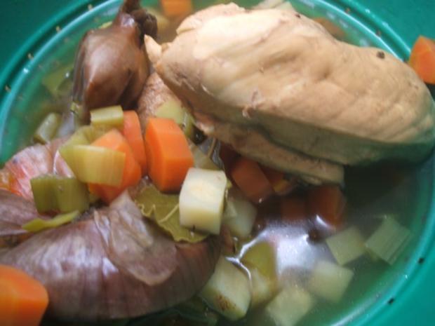 """Suppen: Hühnersuppe """"Shanghai"""" - Rezept - Bild Nr. 6"""