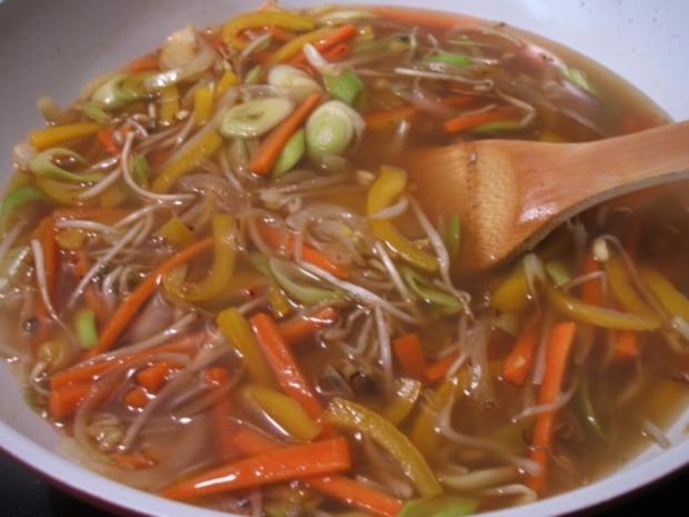 """Suppen: Hühnersuppe """"Shanghai"""" - Rezept - Bild Nr. 20"""