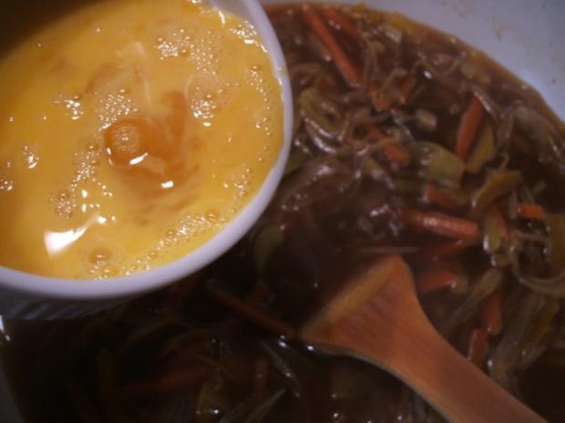 """Suppen: Hühnersuppe """"Shanghai"""" - Rezept - Bild Nr. 22"""