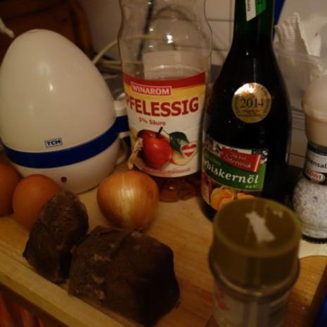 Rindfleischsalat/Saures Rindfleisch nach Waltl - Rezept - Bild Nr. 2