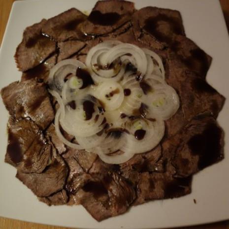 Rindfleischsalat/Saures Rindfleisch nach Waltl - Rezept - Bild Nr. 6