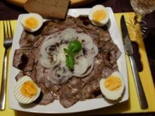 Rindfleischsalat/Saures Rindfleisch nach Waltl - Rezept - Bild Nr. 7