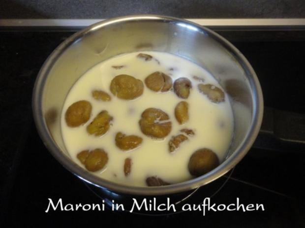 Maroni Parfait - Rezept - Bild Nr. 3
