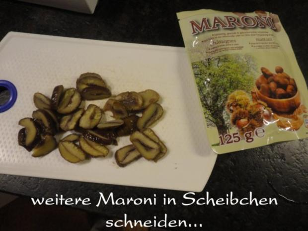 Maroni Parfait - Rezept - Bild Nr. 13