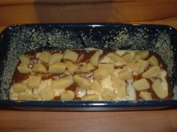 Kuchen : Nougat - Marzipan - Rezept - Bild Nr. 8