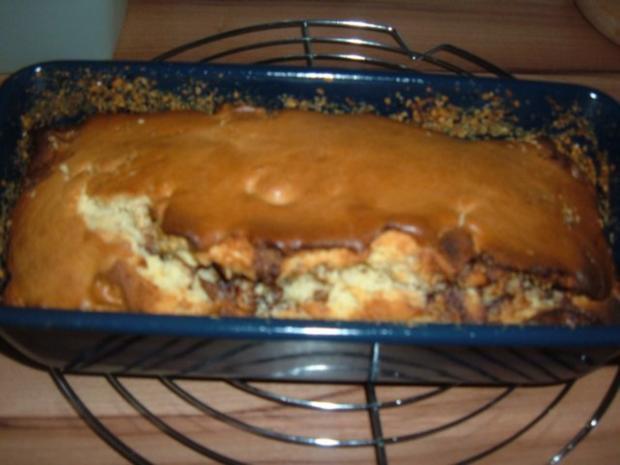 Kuchen : Nougat - Marzipan - Rezept - Bild Nr. 10