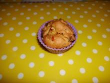 Orientalische Muffins - Rezept