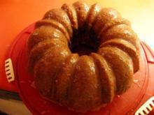 Gugelhupf mit Amarena Kirschen und Eierlikör - Rezept