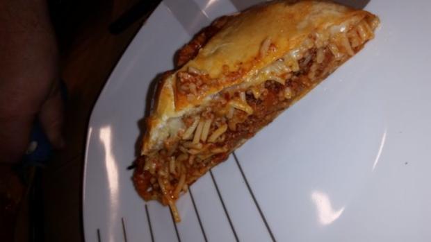 Spaghetti Zopf - Rezept - Bild Nr. 4