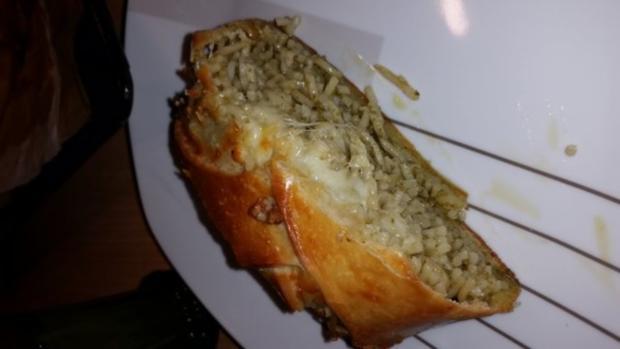 Spaghetti Zopf - Rezept - Bild Nr. 5