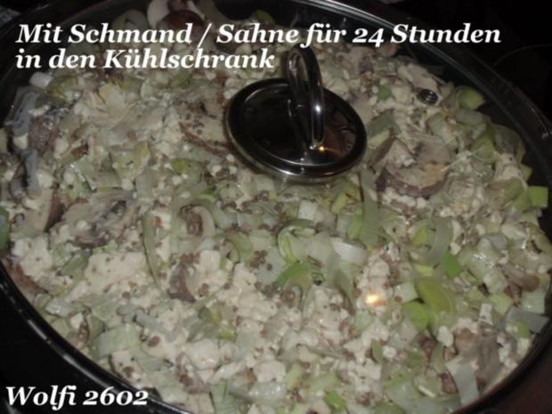 Schwein : Medalions mit Schweinefilet und Hähnchenbrust als Partyknüller - Rezept - Bild Nr. 5